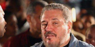 Fidel Castro son Fidelito