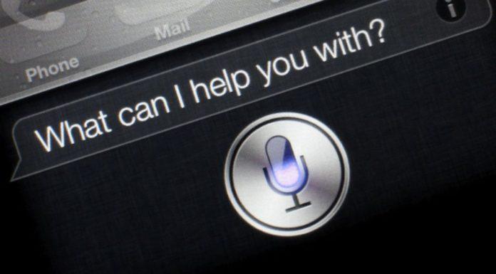 Siri-enabled smart speaker from Apple