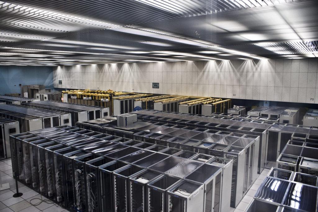 Inside Amazon's Cloud Data Center in Germany