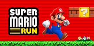 Super Mario Run on iOS 8.0 and higher
