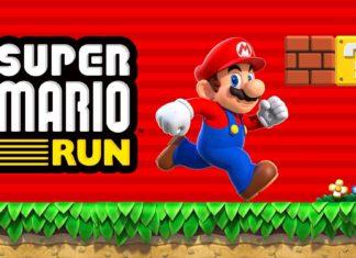 Super Mario Run on iOS 8.0 and higher