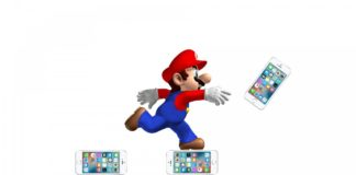 Fake Android Super Mario run APK file download