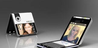 foldable smartphone