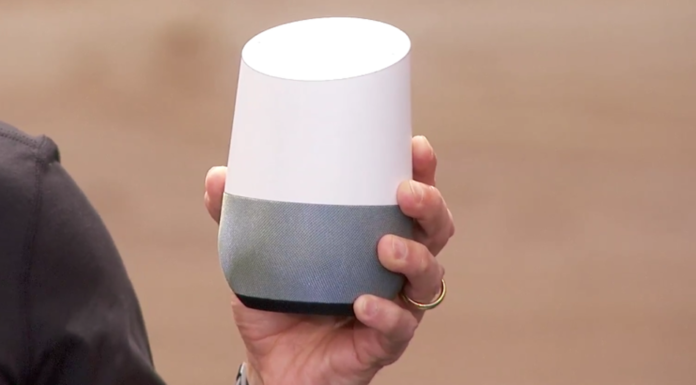Google Home - a smart home device to rival Amazon Echo with Alexa