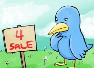 twitter for sale