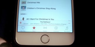 Tethered iPhone itunes