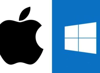 Mac OS X to Windows 10