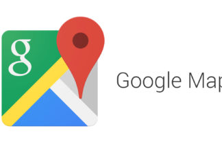 Google Maps with Voice Commands