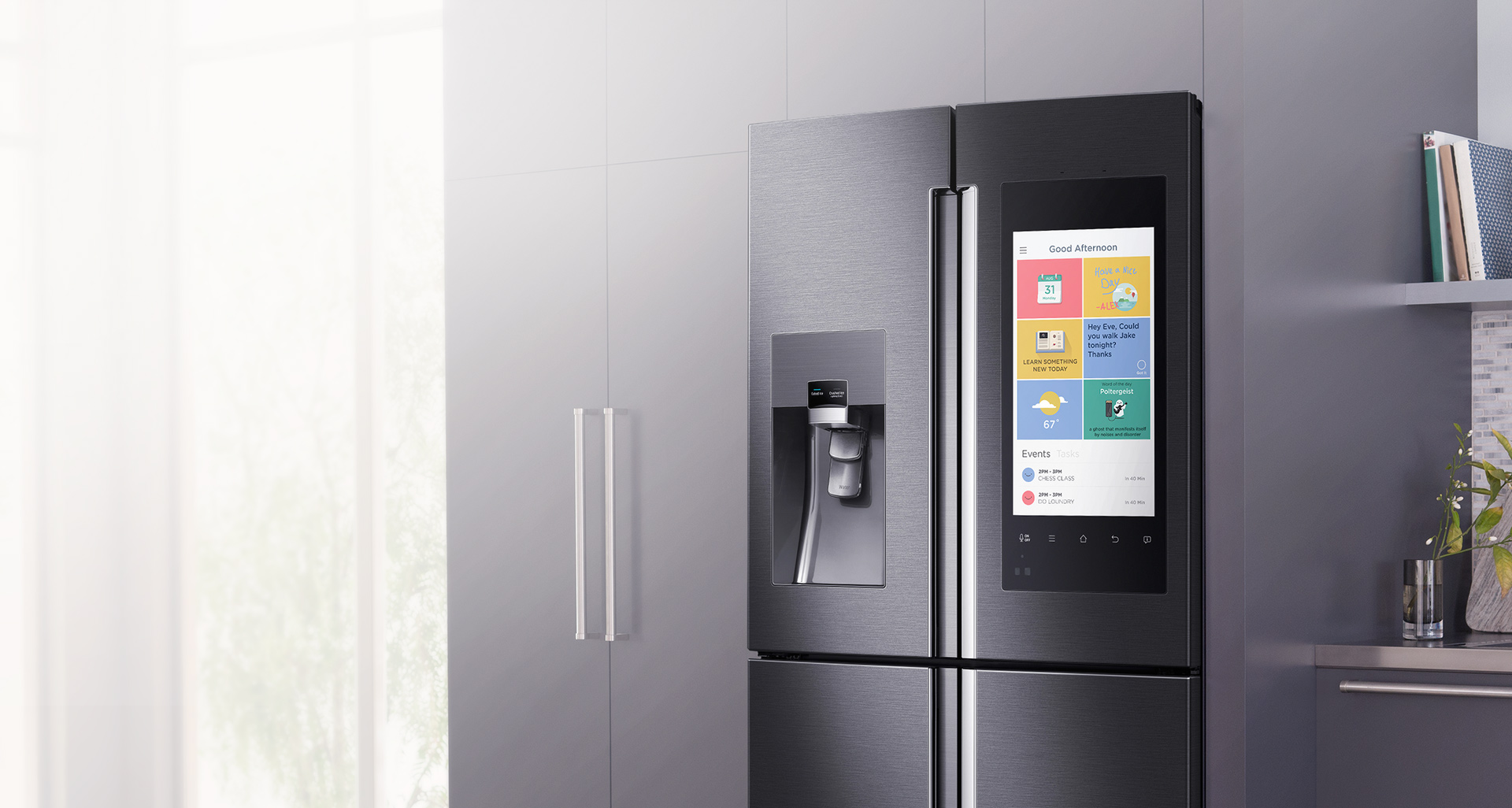First Amazon Now Microsoft To Launch Artificial Intelligence Refrigerators 1reddrop