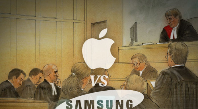 Apple versus Samsung, U.S. Supreme Court, October 11, 2016