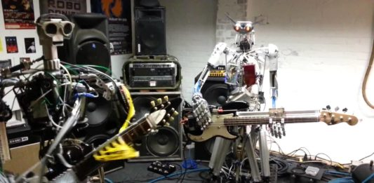 artificial intelligence, robots play jazz music, DARPA
