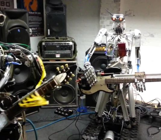 artificial intelligence, robots play jazz music, DARPA