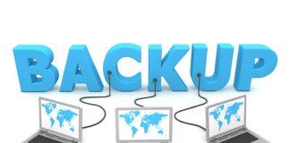 Windows 10 File History backup and restore