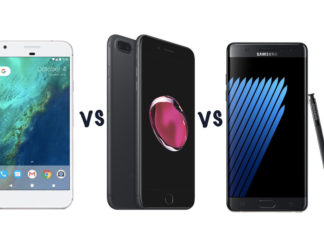 New survey from Branding Brand shows that Google Pixel and Apple iPhone will benefit from Samsung Note 7 failure