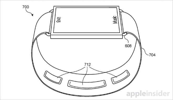 Apple granted patent for wristband that tracks gestures from wrist movements