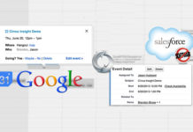 Google and Salesforce announce integration G Suite and Salesforce.com