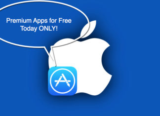 premium paid iPhone apps for free - today only