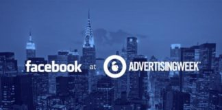 Facebook at Advertising Week in New York