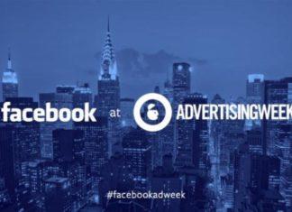 Facebook at Advertising Week in New York