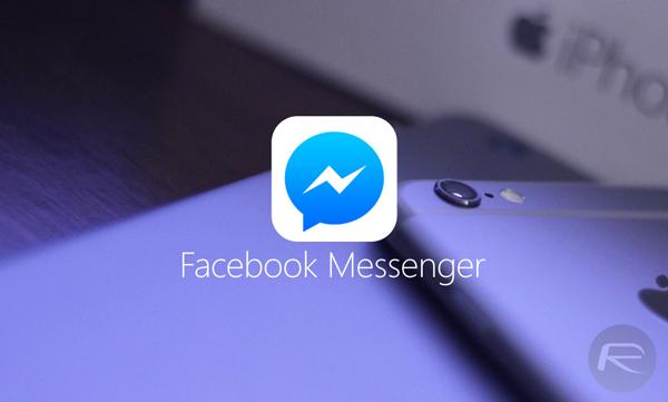 Facebook Messenger - Facebook testing new feature called Conversation Topics