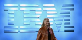 "IBM CEO Virginia ""Ginni"" Rometty"