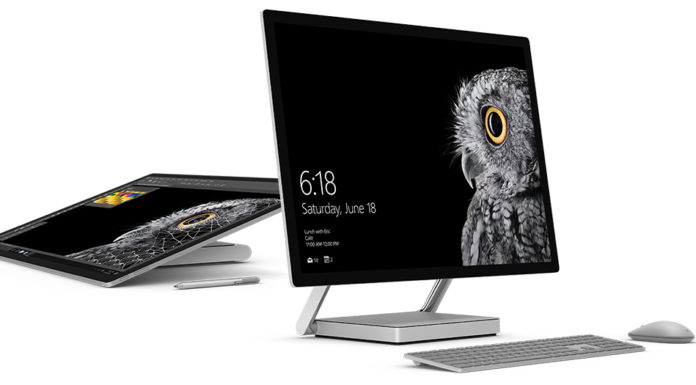 Surface Studio all-in-one PC ready for pre-order. Delivery in 2017