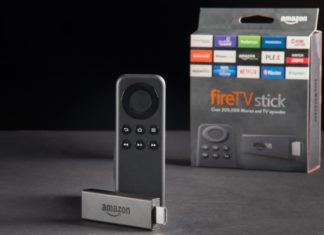 Amazon Fire TV Stick with Alexa Voice Remote - digital video streaming player