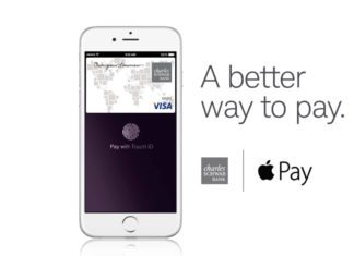 Apple Pay and Charles Schwab Bank