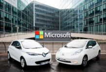Renault-Nissan Alliance partners with Microsoft on connected car technology and autonomous driving