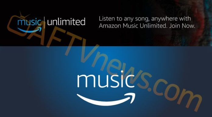 New music streaming service called Amazon Music Unlimited