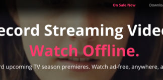 PlayOn Cloud - Watch streaming video offline