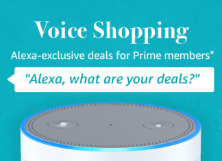 Amazon announces Alexa-only voice shopping for Prime members