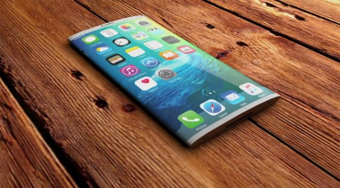 iPhone 8 - curved OLED, wireless charging, glass sandwich, waterproof