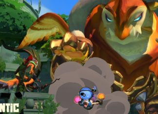 Gigantic (MOBA game) now on Windows 10 Store for free