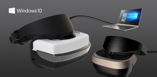 Windows 10 test build reveals PC specs for Windows 10 VR headsets