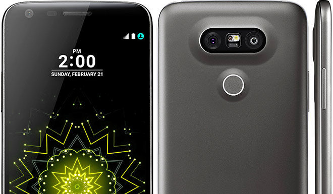 Sprint LG G5 now on Android 7.0 Nougat with November 1 security patch