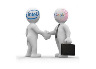 Google Intel partnership to accelerate cloud adoption