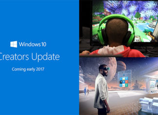 Windows 10 Creators Update preview build on Microsoft Insider Program