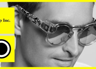 SnapChat company now rebranded to Snap Inc. - a camera company soon to launch sunglasses with video recording