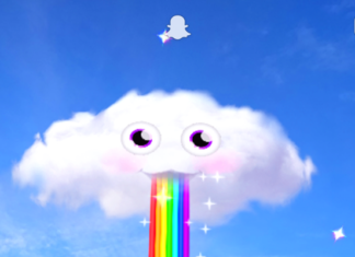 SnapChat 9.43 for iOS and Android with World Lenses augmented reality feature