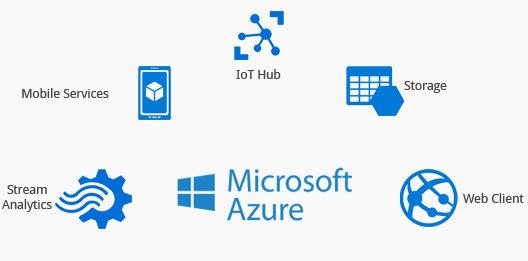 Microsoft Internet of Things (IoT) partnerships