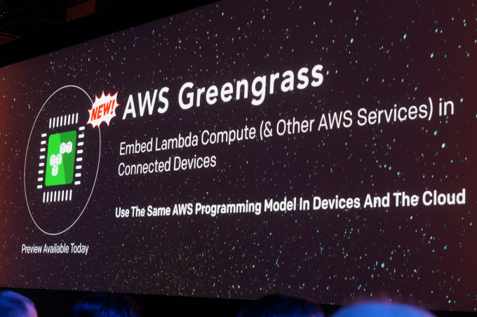 IoT device-compatible component - AWS Greengrass