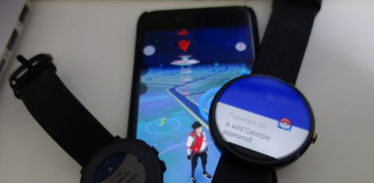 Pokemon Go for Android Wear smart watch may yet come