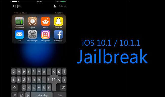 Yalu Jailbreak iOS 10 - iOS 10.1.1 Jailbreak