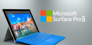 Surface Pro 5 2-in-1 hybrid tablet from Microsoft. What and When?