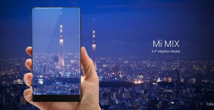 Xiaomi Mi Mix smartphone review