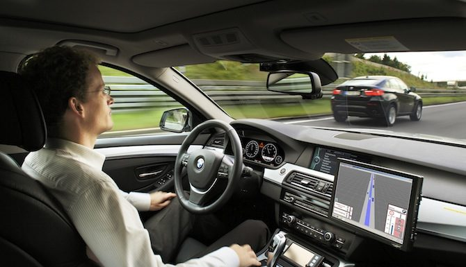 BMW autonomous cars to be tested for ride-hailing service in Munich in 2017