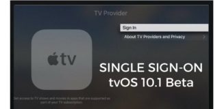 tvOS 10.1 developer beta 5 released