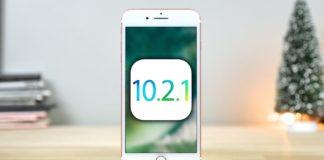 iOS 10.2.1 | iOS 10.3