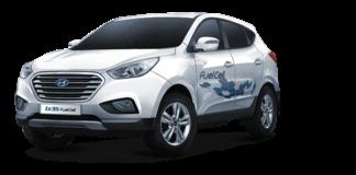 Hyundai ix35 Fuel Cell - The world's first mass-produced FCEV